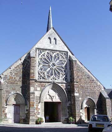 église Saint-Férréol de Saint-Fargeau